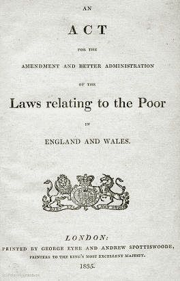 Dissertation On The Poor Laws Townsend